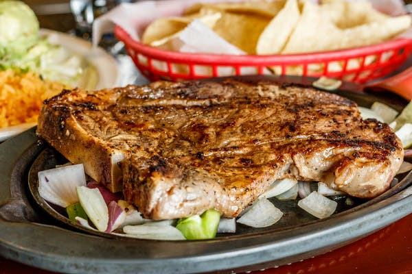 5. T-Bone Steak