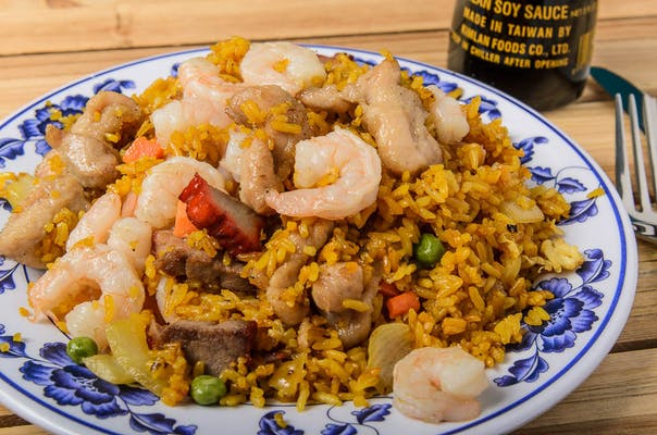 24. House Special Fried Rice