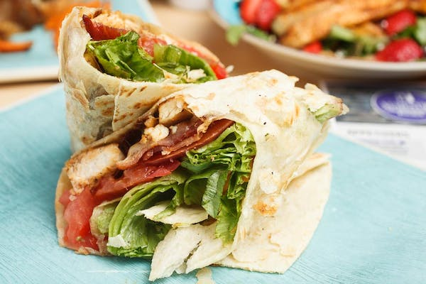 Chicken & Ranch Wrap