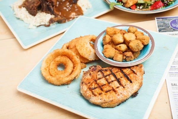 Pork Chop Entree