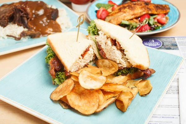 CSS BLT Sandwich
