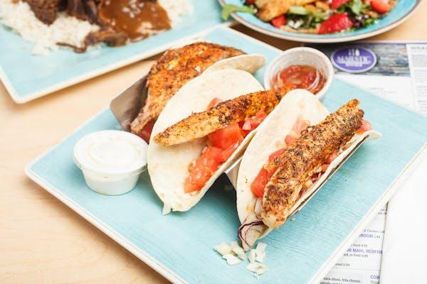 (3) Fish Tacos