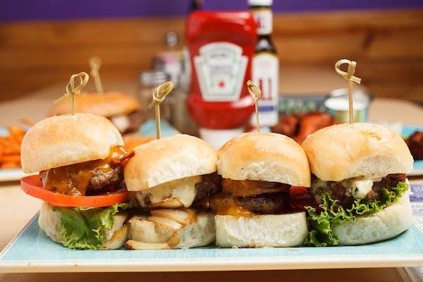 Signature Mini Burgers