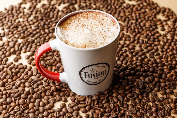 Frankie's Favorite Latte