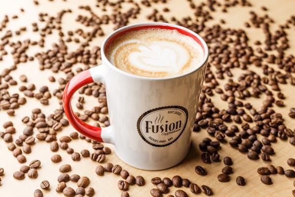 Toffee Cream Latte