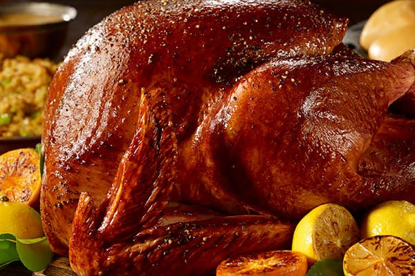 Cajun Fried Turkey (Holiday)