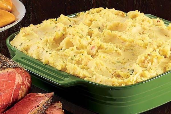 Baked Potato Casserole (Holiday)