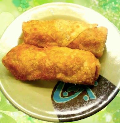 1. Egg Roll