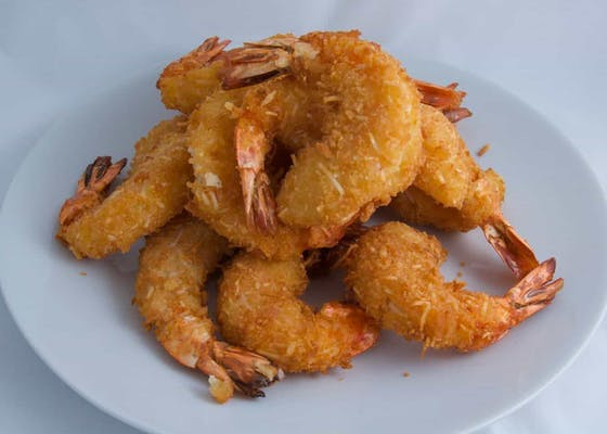 9. Fried Shrimp
