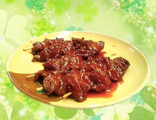13. Teriyaki Beef