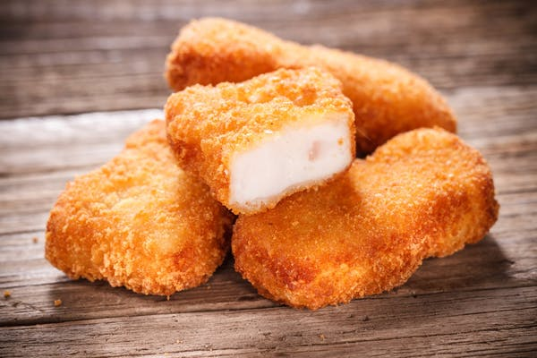 14. Fried Chicken Nuggets