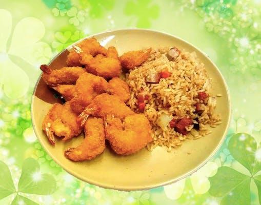 A1. Fried Shrimp