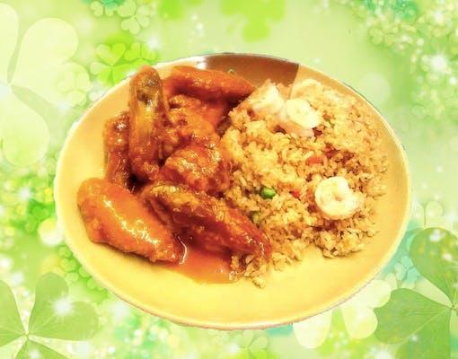 A2. Fried Chicken Wings
