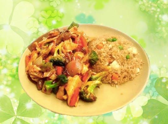 A15. Szechuan Chicken