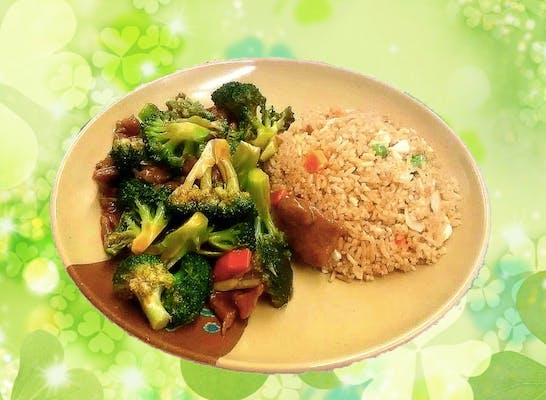 A32. Beef or Shrimp with Broccoli