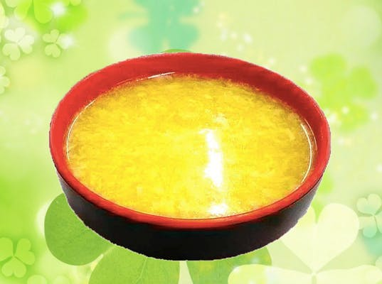 16. Egg Drop Soup