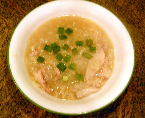 17. Chicken Rice Soup