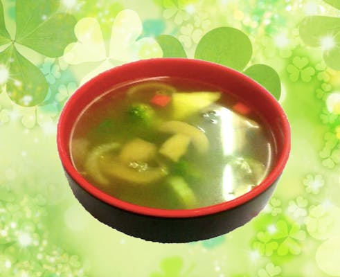 20. Vegetable Soup