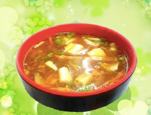 21. Hot & Sour Soup