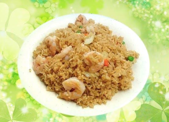 32. Shrimp Fried Rice