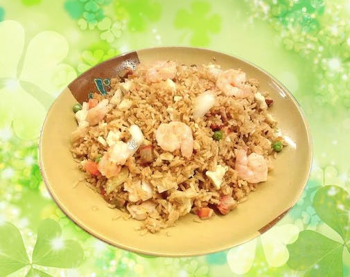 33. Combination Fried Rice