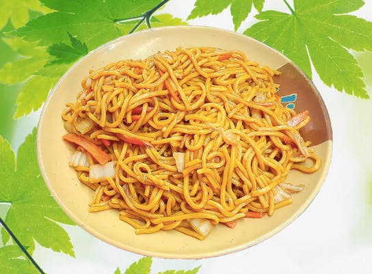 36. Lo Mein