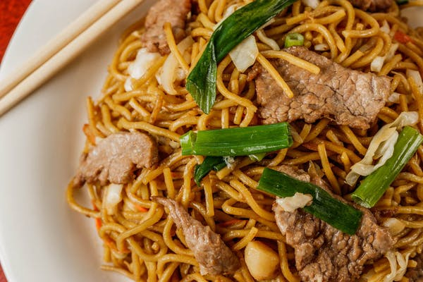 39. Beef Lo Mein