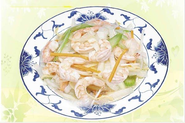 53. Shrimp Chow Mein