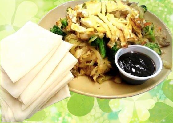 56. Moo Shu Vegetable