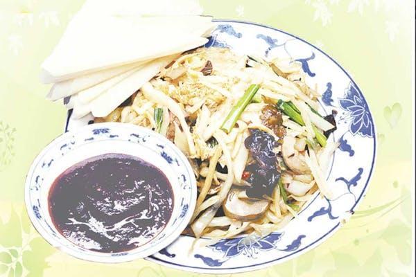 57. Moo Shu Roast Pork