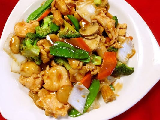 83. Chicken with Mixed Vegetables