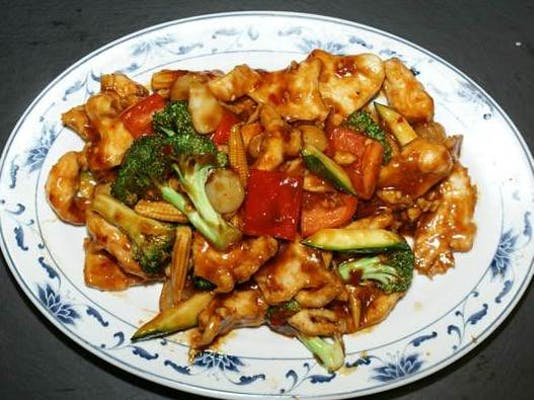 92. Szechuan Chicken