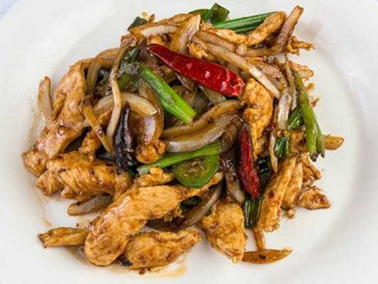 97. Mongolian Chicken