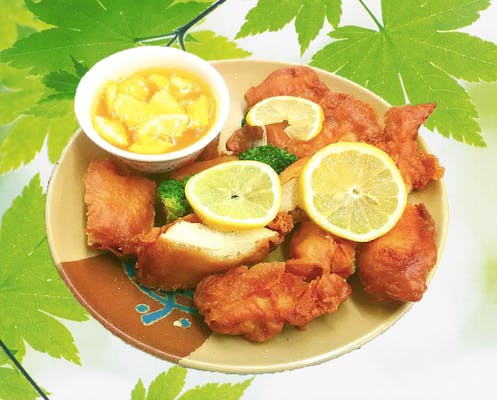 100. Lemon Chicken
