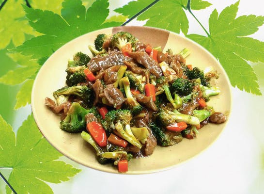 114. Beef with Broccoli
