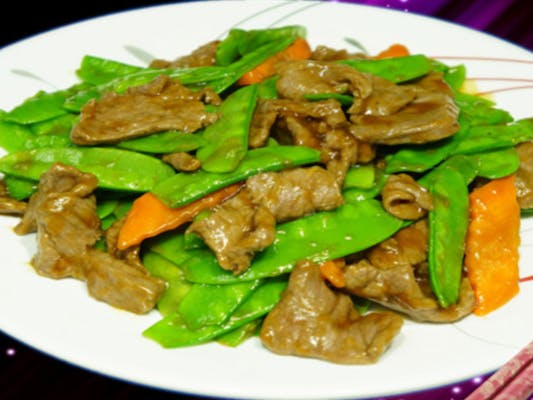 117. Beef with Snow Peas