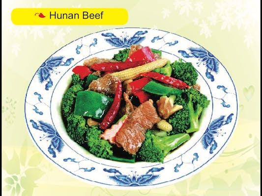 121. Hunan Beef