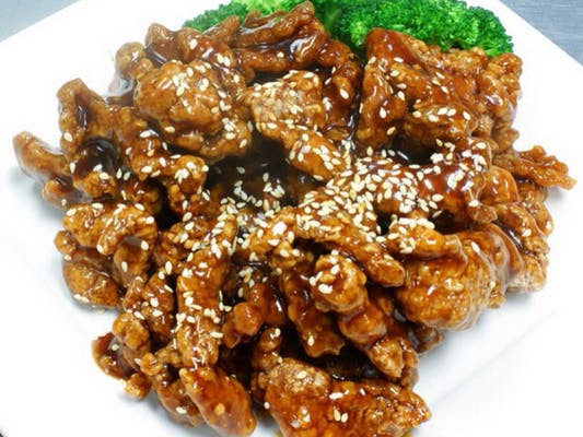 124. Sesame Beef