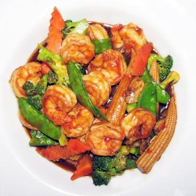 137. Szechuan Shrimp
