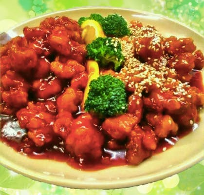P8. Sesame Chicken & General Tso's Chicken