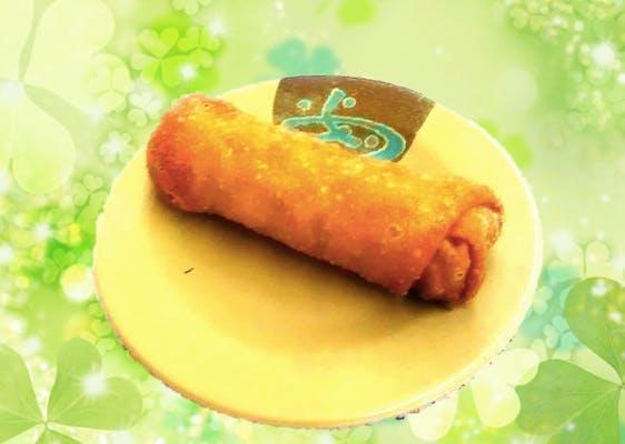 2. Beef or Shrimp Egg Roll