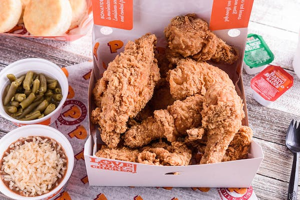 (8 pc.) Mixed Chicken Meal