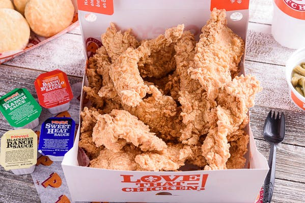 (8 pc.) Chicken Tenders Meal