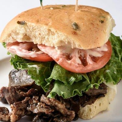 Ribeye Stack Sandwich
