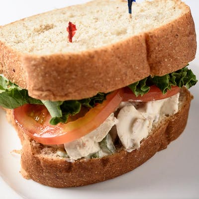 Chunky Chicken Salad Sandwich