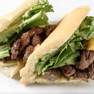 Beef Tenderloin Tips Poboy