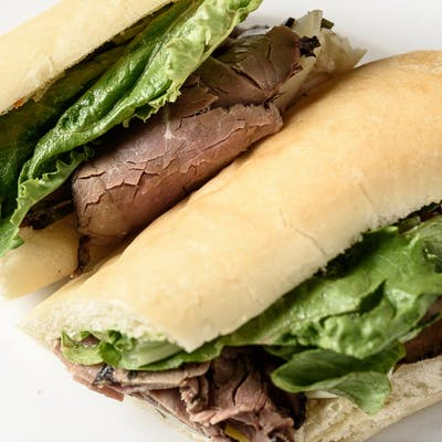 Joey's Roast Beef Poboy