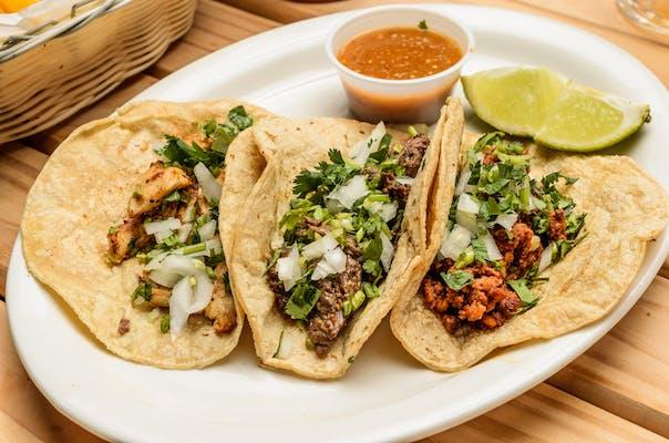 Polla Asada Tacos