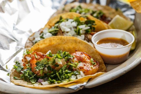 Camarón Tacos
