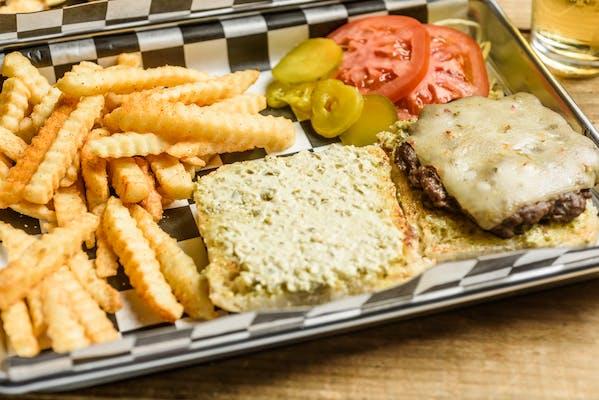 The Jalapeño Burger